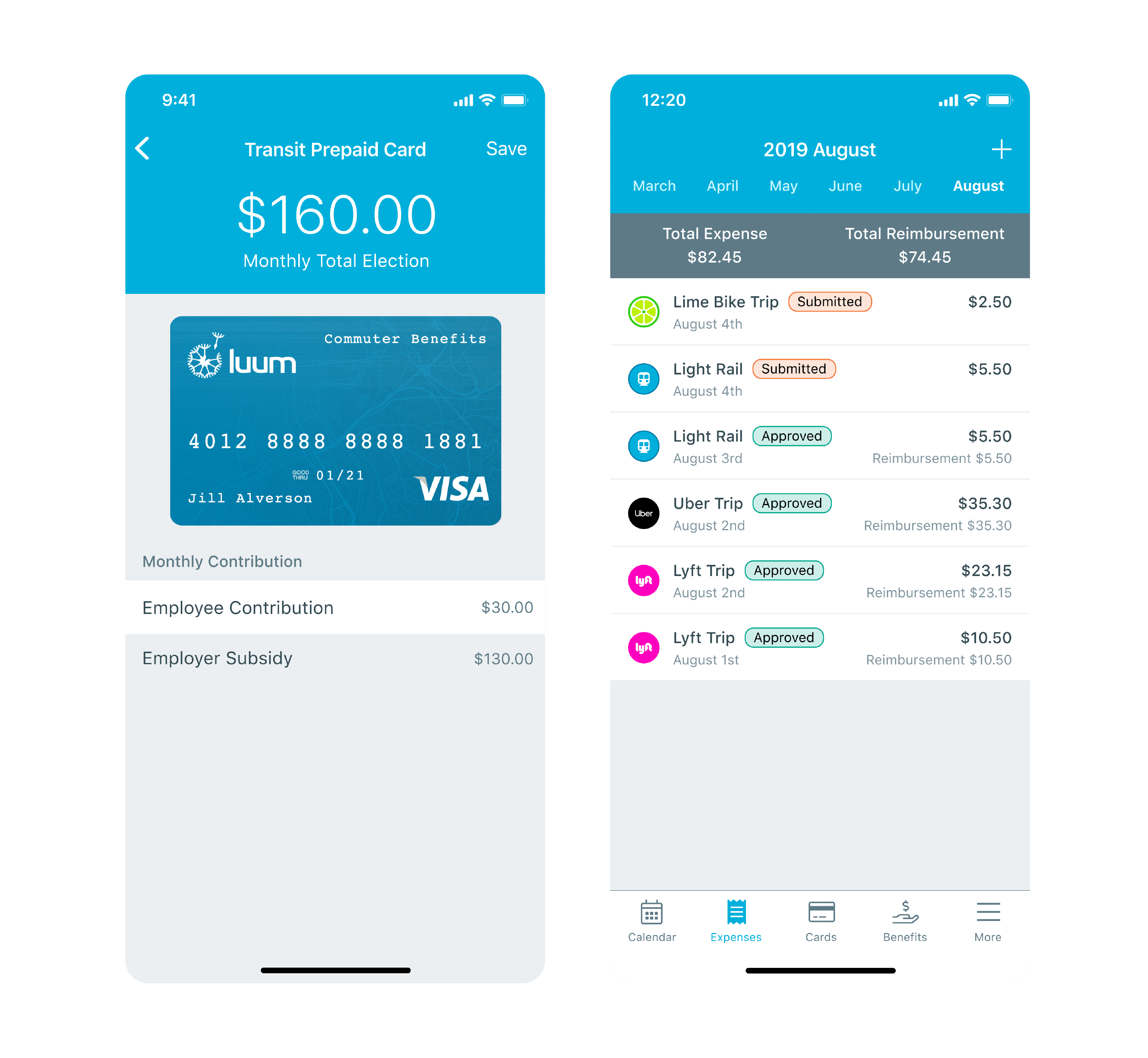 Prepaid and Expense