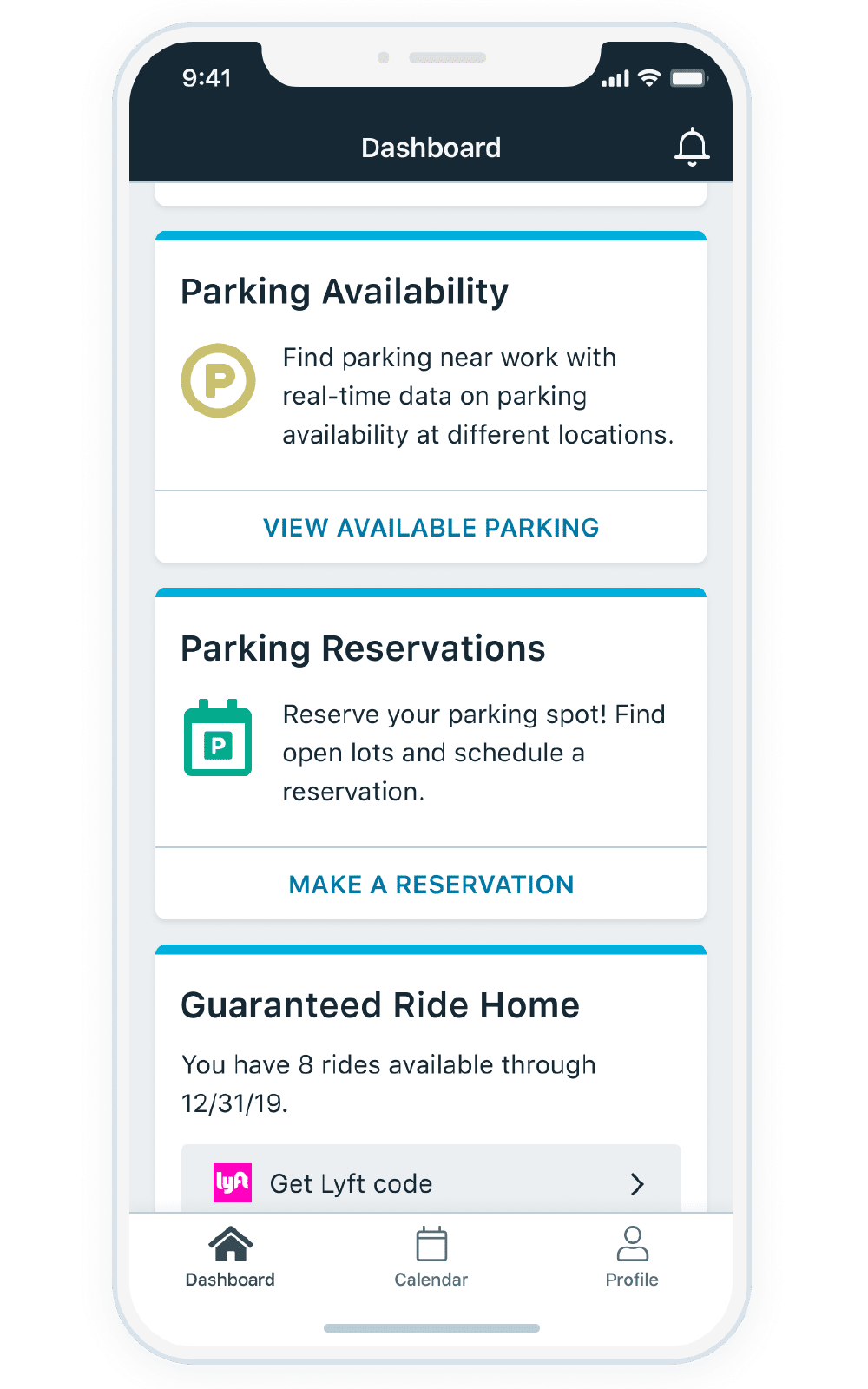 Parking Availability and Reservations